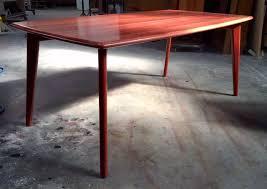 scandi style furniture. Scandi Dining Table - Jarrah Style Furniture