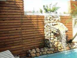 wooden pallet decor pallet wood accent pool wall images