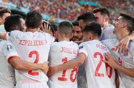 إسبانيا تتأهّل بجدارة وأوكرانيا من المركز الثالث