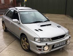 Subaru Impreza UK Turbo 2000 AWD Version 6 (Rare Sunroof) *** WRX ...