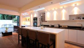 led kitchen light fixtures wall