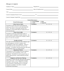 Sample Employee Performance Appraisal 14 Employee Performance Review Template Cover Sheet