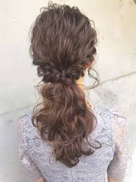 結婚式のお呼ばれ向けヘアアレンジショートロングまで勢ぞろい