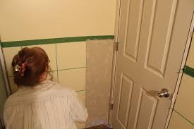 sponge paint on walls for faux painting tiles