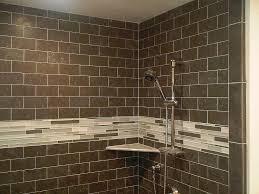 bathroom glass tile shower. glass tile shower ideas bathroom