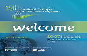 19th International Transport and Air Pollution Conference 2012 ...