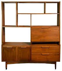mid century modern bookshelf. Midcentury Bookcases Houzz Mid Century Modern Bookcase Home Vid Bookshelf U