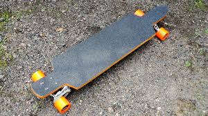 picture of diy electric skateboard