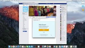 constant contact signup form how to add a constant contact sign up form to your business facebook