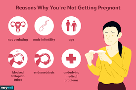 Getting pregnant not ovulating