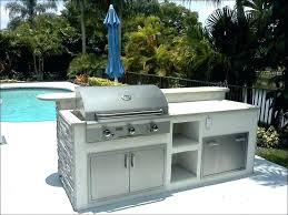 pre built outdoor kitchens built outdoor kitchen islands large size of built outdoor kitchen islands ready