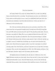fahrenheit essay rough draft google docs malcolm house  2 pages farm trip