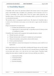 Download By Technical Feasibility Study Template Information ...