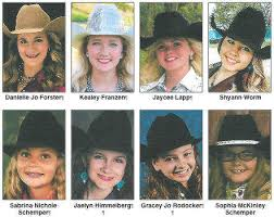 Local News: Rodeo Queens to be crowned Saturday (6/28/18) | McCook Gazette