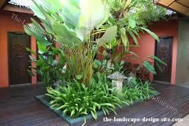 Small Picture Oriental Courtyard Garden Design