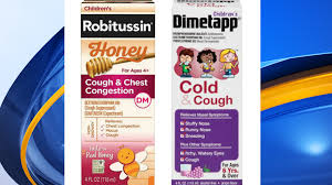 robitussin for incorrect dosing cups