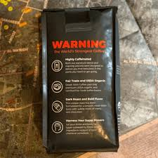 (darker beans generally have less caffeine than lighter ones.) so drinking a cup of death wish is. Death Wish Coffee Caffeine 1 Spotter Up