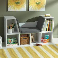 furniture nook. perfect nook amazoncom kidkraft bookcase with reading nook toy white toys u0026 games throughout furniture