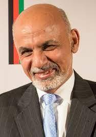 أشرف غني أحمدزي - ويكيبيديا