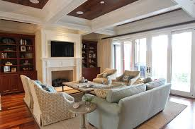 great room furniture layout. Family Room Furniture Layout Living Beach With Bookshelves On Top For A Great
