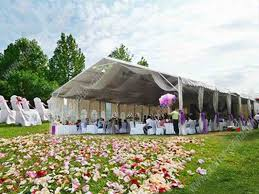 Canvas Garden Wedding Party 20 X 40 Marquee For Rentals Shelter Wedding Tents For Rent In Botswana