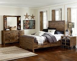 Organic Bedroom Furniture Eastlake Bed Room Set Queen Bed Night Stand Dresser Mirror