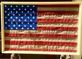 American Fire Hose And Cabinet Fire Hose American Flag Firehouse Pride Patriotic Firehose Art
