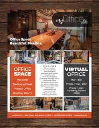 office space for lease flyer entry 89 by davewl for flyer for coworking office space for rent