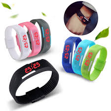 fashion mens women rubber red led watch date sports bracelet fashion mens women rubber red led watch date sports bracelet digital wrist watch