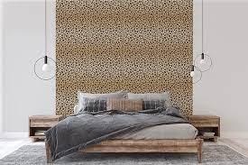 Leopard Spots Print Peel and Stick ...