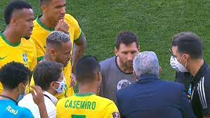 Brazil vs Argentina