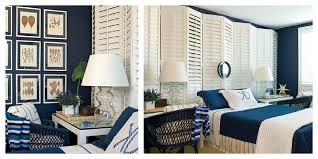 color roundup using navy blue interior design colorful