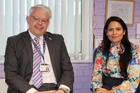 Eurosceptic patel was a leading figure in the vote leave campaign in 2016. Priti Patel Supports Copford Primary School S Efforts To Find Funding For Classroom Upgrades Rt Hon Priti Patel Mp