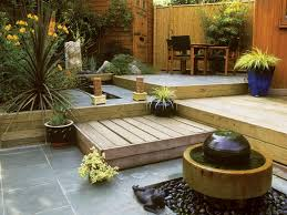 Landscape Design For Small Backyards Cool Decorating