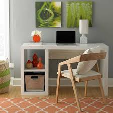 walmart home office desk. kidsu0027 desks better homes and gardens cube organizer home office desk made of mediumdensity fibreboard wood with builtin cable door on desktop white you walmart