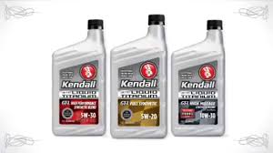kendall motor oil s industry standard testing for liquid anium