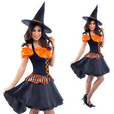 Orange <b>Witch</b> Costumes for sale | eBay