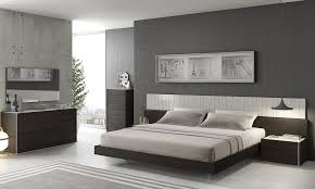 Modern Bedrooms Furniture Stunning On Bedroom With Regard To PORTO Set 6