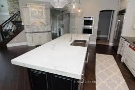 kitchen countertop design mitered built up edges