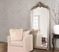 silver floor mirror. Fine Silver Howard Elliott Tudor 38u0027u0027 W X 87u0027u0027 H Silver Floor Mirror And