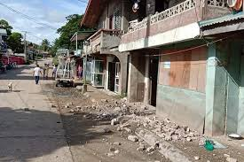 1 earthquake in the past 24 hours. 1 Dead As Strong Quake Hits Central Philippines