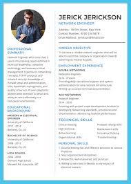 Resume Templete Impressive 60 Modern Resume Templates PDF DOC PSD Free Premium Templates