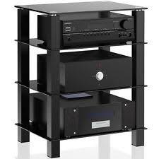 audio equipment rack. Audio Tower Rack AV Home Theater Equipment Media Entertainment Stereo Stand S