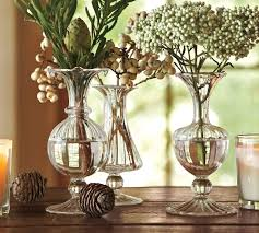 Interior Holiday Decorating Ideas With Glass Vases For Christmas  Centerpieces Decorations The Home