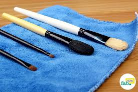 with your entire collection of makeup brushes cleaned you can enjoy those beauty strokes without making your face dirty in the process