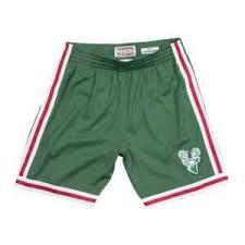 Nba Swingman Shorts Size Chart Details About Mitchell Ness Milwaukee Bucks Nba Swingman Mens Mesh Shorts 1971 1972