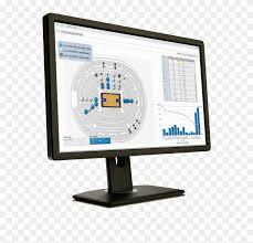 Orlando Magic Seating Chart On A Monitor Screen Computer