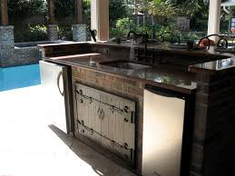 captivating outdoor kitchen