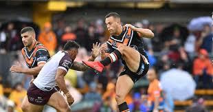 Wests <b>Tigers</b> v Sea Eagles - <b>Round 1</b>, 2019 - Match Centre - NRL