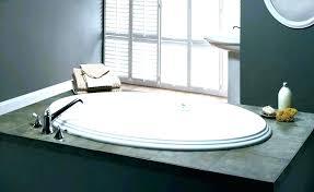 best cast iron soaking tubs bathtub home depot drop in tub rectangular idea ho